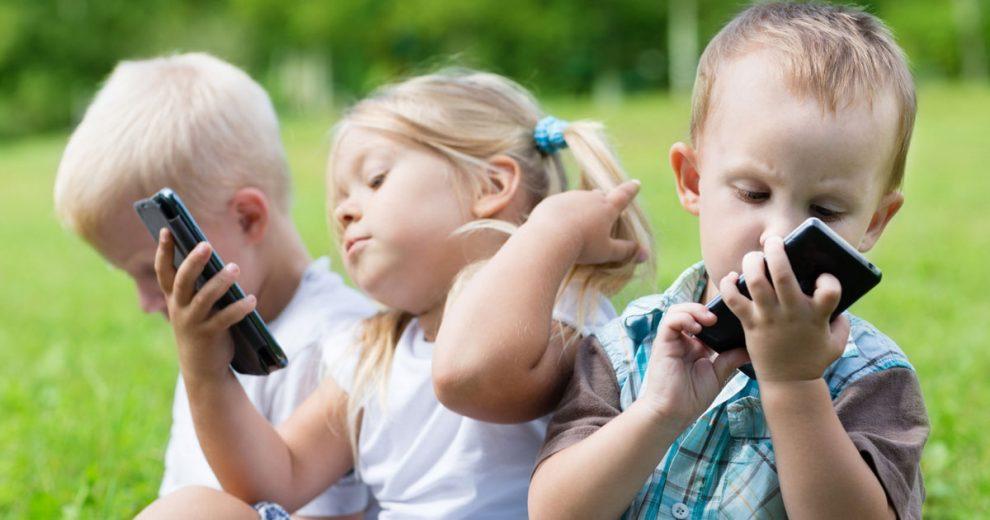 Preocupante mundo moderno: vamos pensar nas crianças que estamos formando